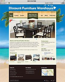 Hawaii Web Designer Descount Furniture Warehouse