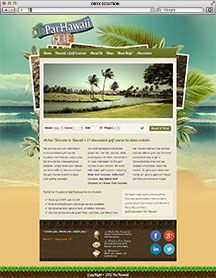 Hawaii Web Designer ParHawaii