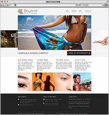 Hawaii Web Designer Beyond Bare Waxing